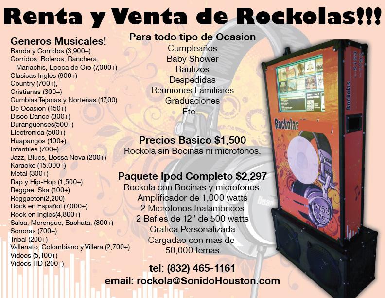 karaoke machine rental houston